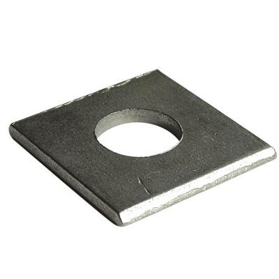 Specialty Washers Square Plate Washers Hot Dipped Galvanized Grey Rough  sc 1 st  Tool and Fastener Supply Texas & Specialty Washers Square Plate Washers Hot Dipped Galvanized Grey ...